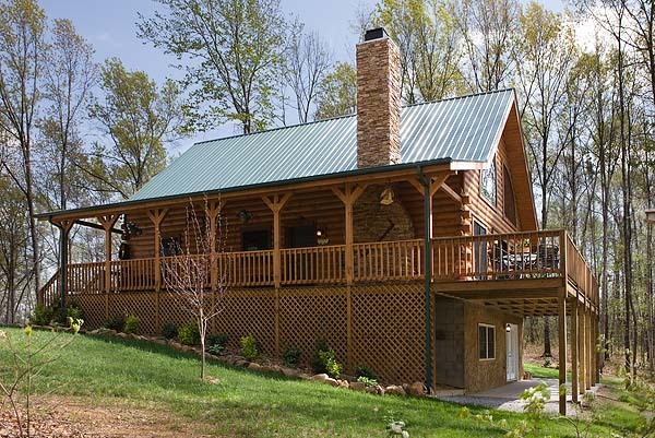 Honest Abe Log Homes Inc Mywoodhome Com