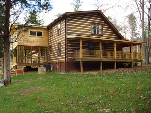 Find a timber company archives for Timber frame porch addition