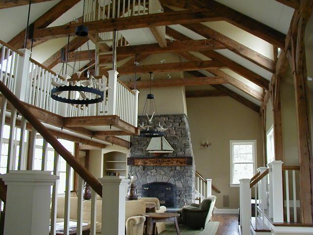Lancaster County Timber Frames Inc. - MyWoodHome.com