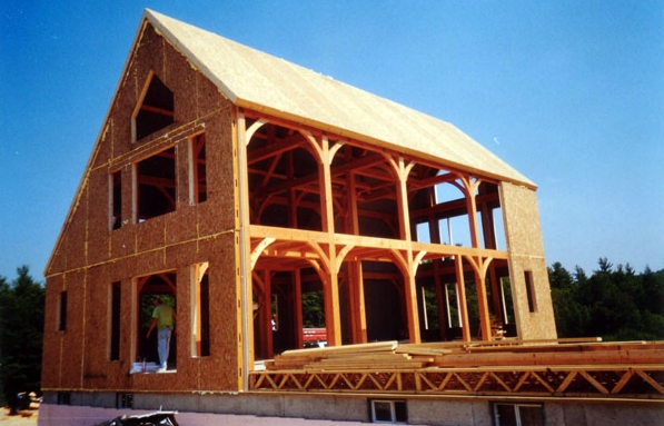 Murus company structural insulating panels for Building with sip