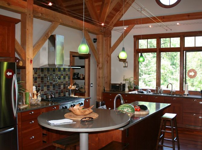south county post & beam - mywoodhome