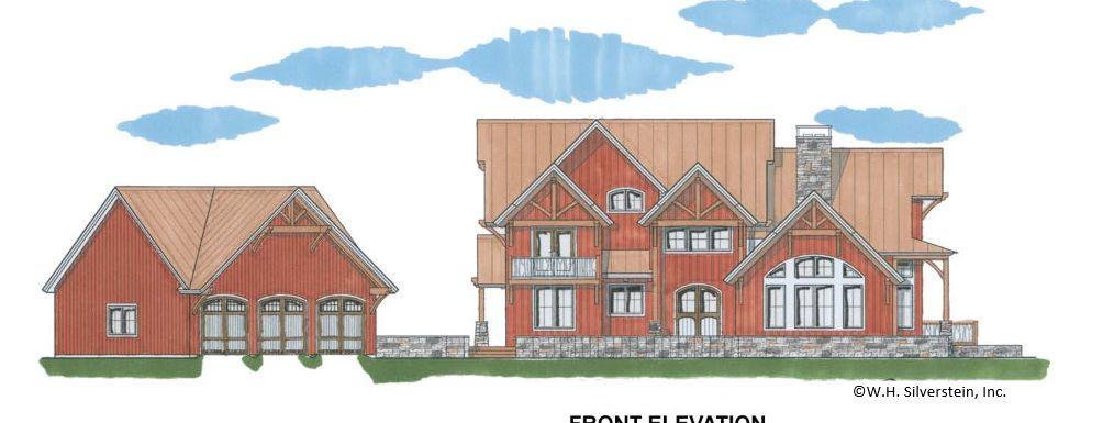 Ashton Woods Timber Frame Floor Plan By Timberpeg
