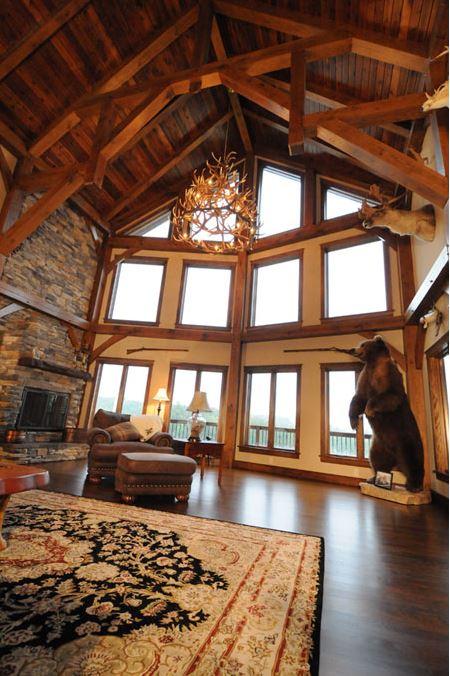 woodland_living room