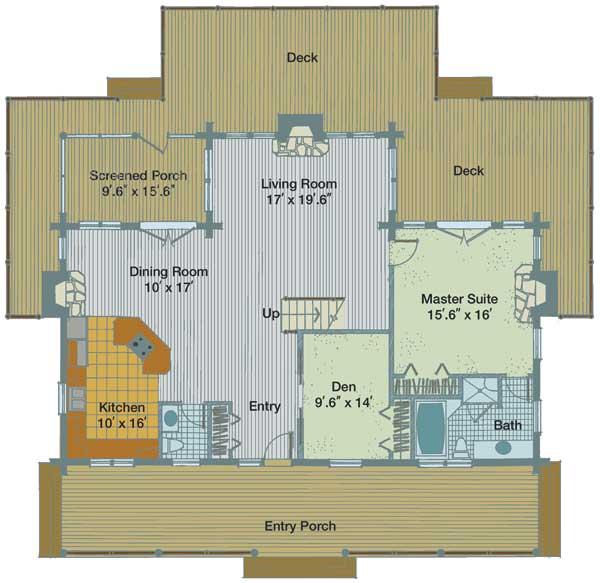 First Floor 5866