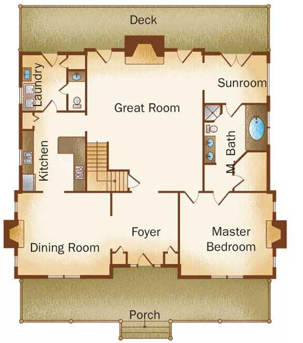 First Floor 5434