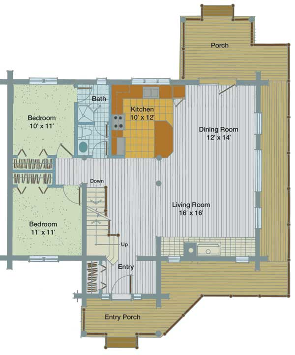 First Floor 5602
