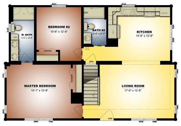 First Floor 16561