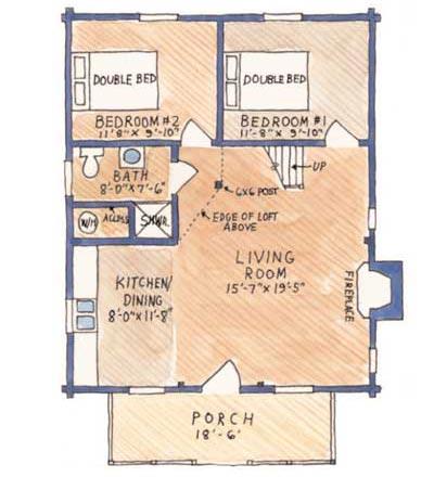 First Floor 850
