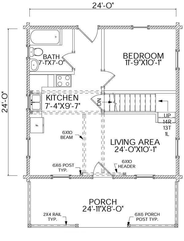First Floor 17220