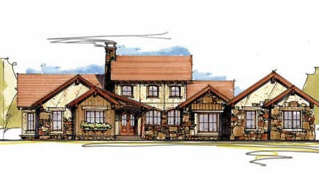 Hybrid Timber Frame House Plans Archives Page 3 Of 6