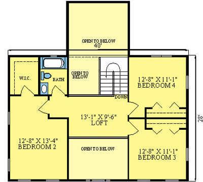 Second Floor 11050