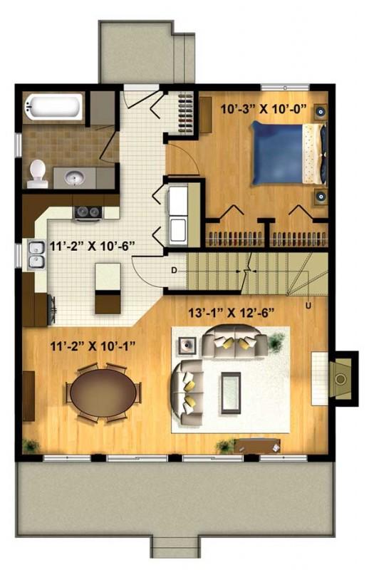 First Floor 16410