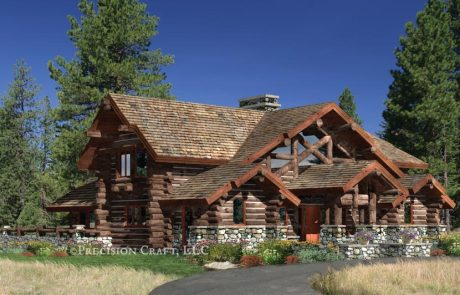 Precision Craft Log Timber Homes Floor Plans Archives