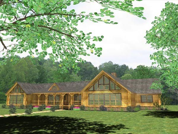 Ranch house plans for Ranch house designs inc