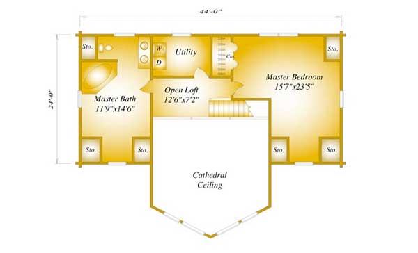 Second Floor 6884