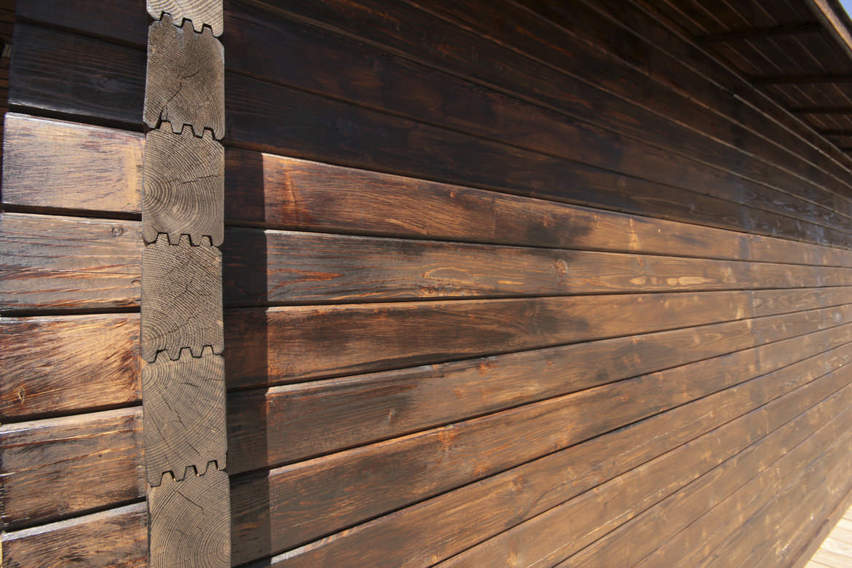Sashco sealants How to stain log cabin
