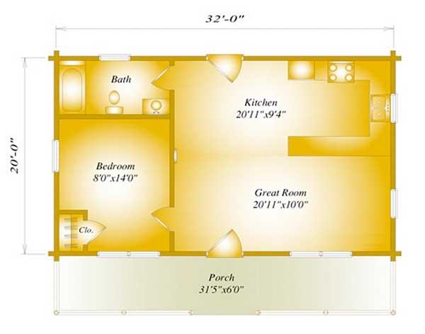 First Floor 6925