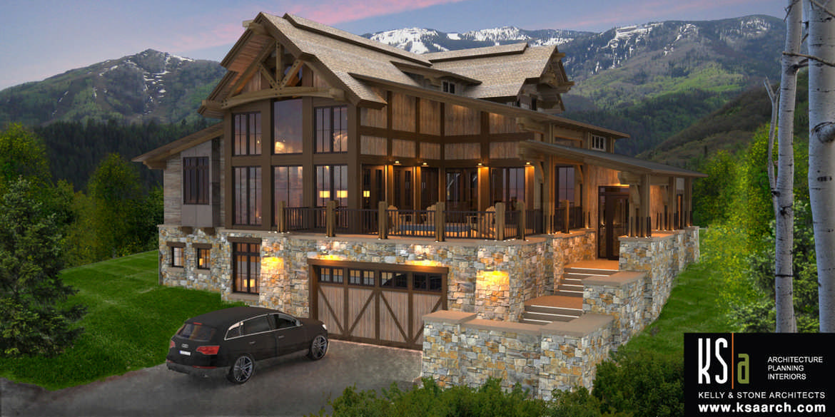 Luxury timber frame house plans archives page 2 of 7 for Luxury timber frame home plans