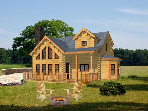 Adirondack Home Plan
