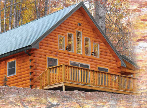 Rockwood home plan by coventry log homes for Rockwood homes