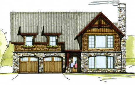 Barn Garage Floor Plans MyWoodHomecom