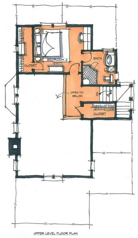 Copperhead Camp Home Plan