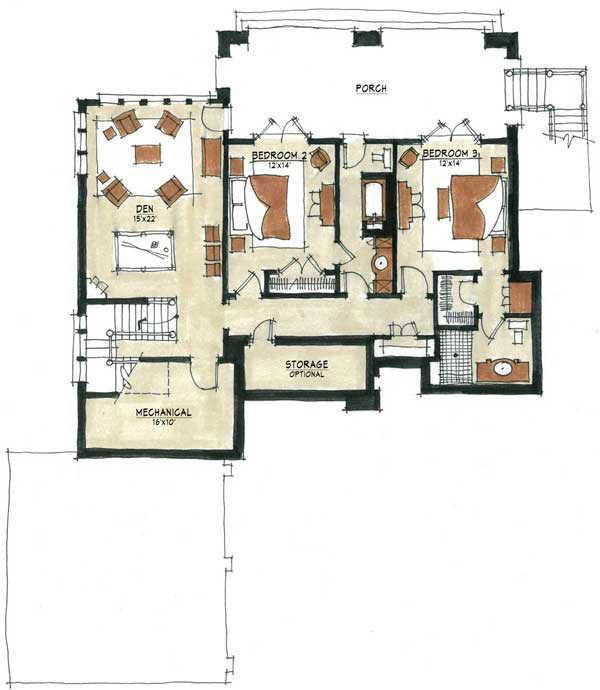 Winter Wren Home Plan