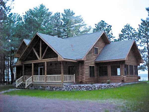 Lakeside Home Plan