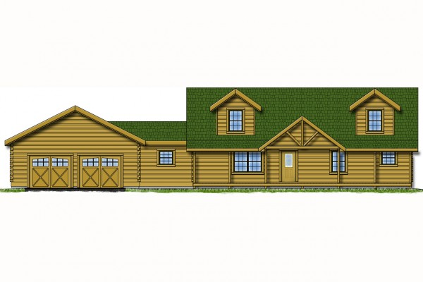 Mountain view home plan for House plans for mountain views