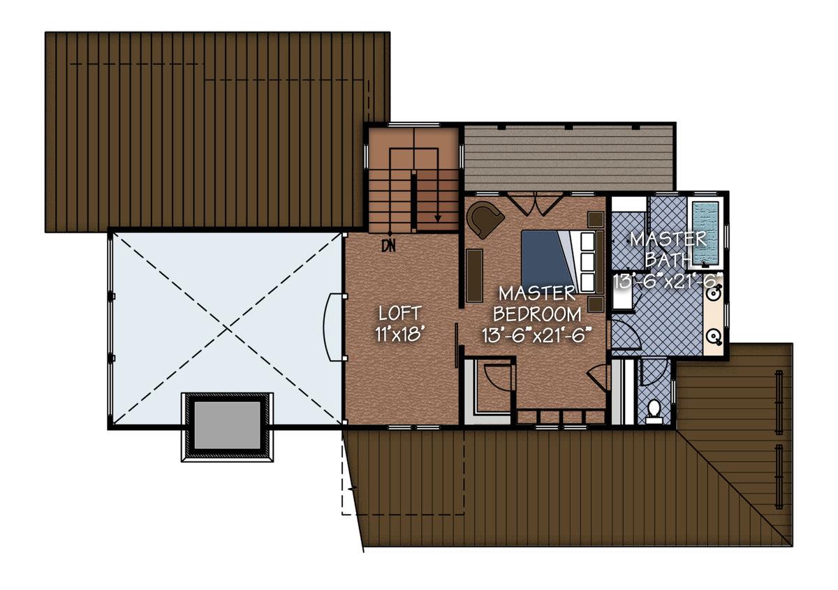 crested butte floor plan by canadian timber frames ltd