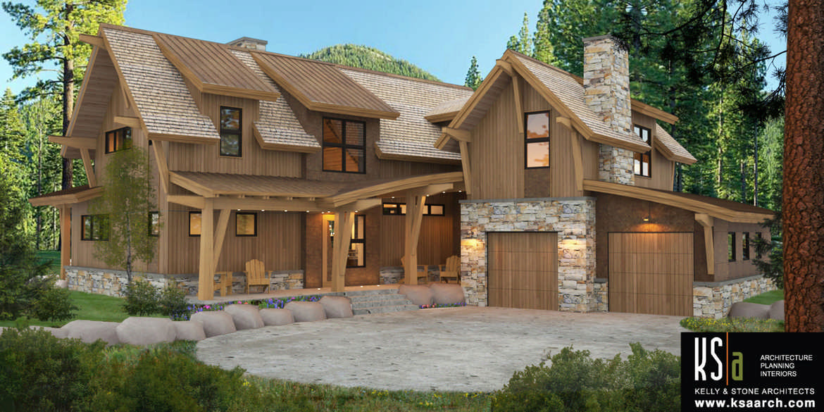 Canadian timber frame house plans