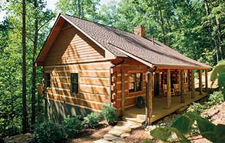 Log home floor plans loghome march kerala design for Traditional log cabin plans