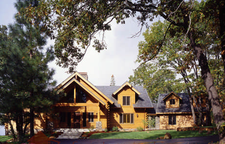 4b 460x295 real log homes floor plans archives mywoodhome com,Real Log Homes Floor Plans