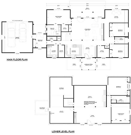 The homestead log home floor plan by 1867 confederation for Homestead house plans