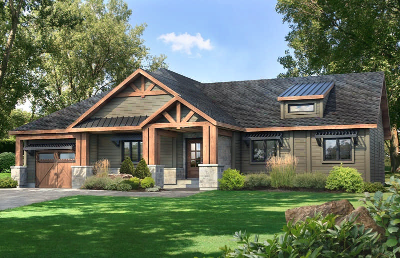 The Orford Log Home Floor Plan By Timber Block Log Homes