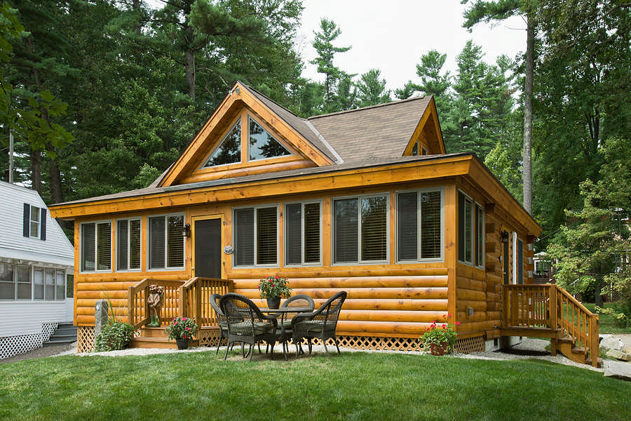 Log cabin floor plans for Coventry homes floor plans