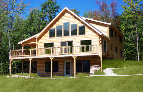 Coventry Log Homes Floor Plans Archives - MyWoodHome.com
