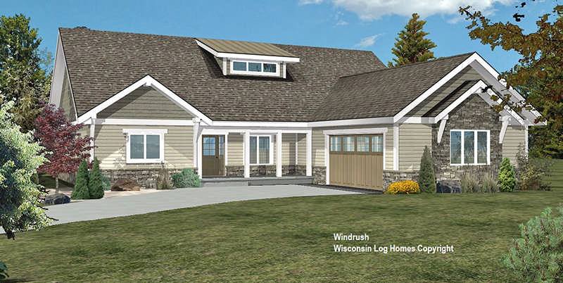 wisconsin ranch home plans house design plans