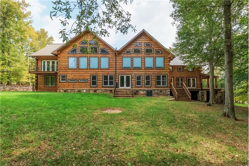 real estate--log home charlotte, NC