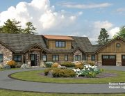 Montero-Ranch-Front-Rendering-Log-Wisconsin-Log-Homes,-Inc
