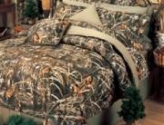 crystal creek decor realtree max camo comforter