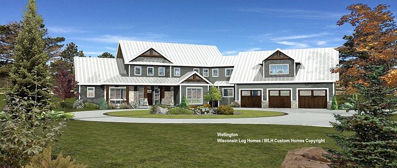 Ranch style house plans north carolina