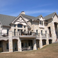 glenville timberwrights stone exterior