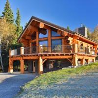 tyee Western-Red-Cedar-Log-Home