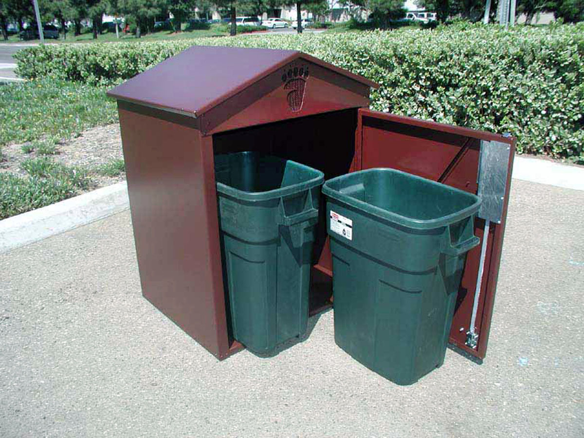 Animal Proof Trash Cans Related Keywords Suggestions Animal