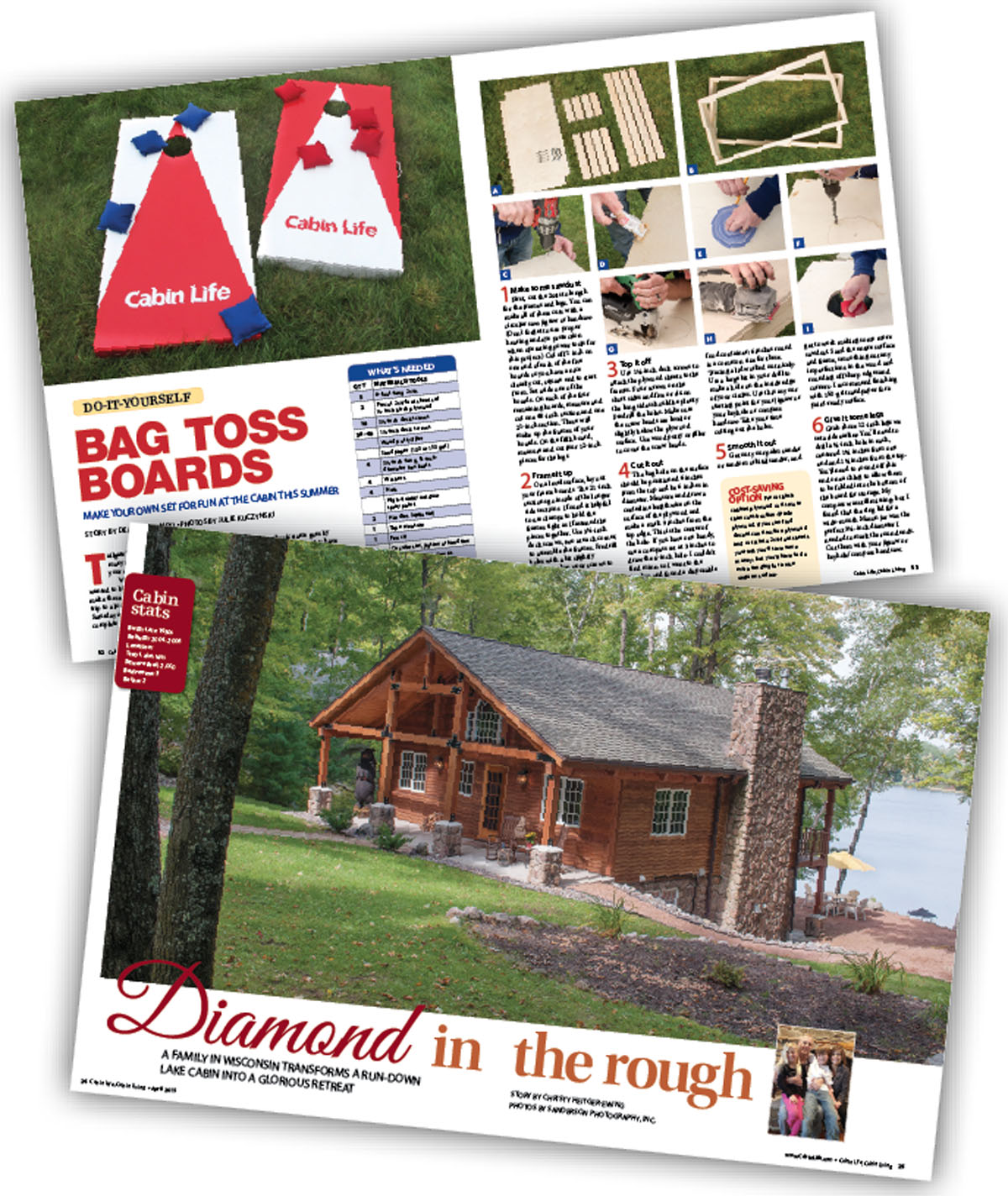 From the editor the pioneering spirit that explains the popularity of do it yourself articles in cabin life in the april 2015 issue youll find diy projects and tips in an outdoor room at solutioingenieria Choice Image
