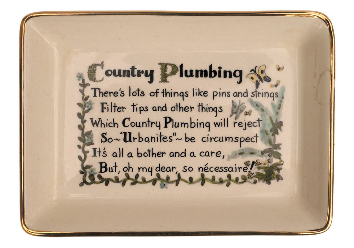 Septic System Poetry