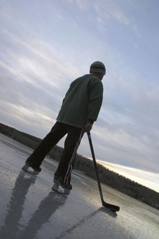 ice rink maintenance tips cabin living