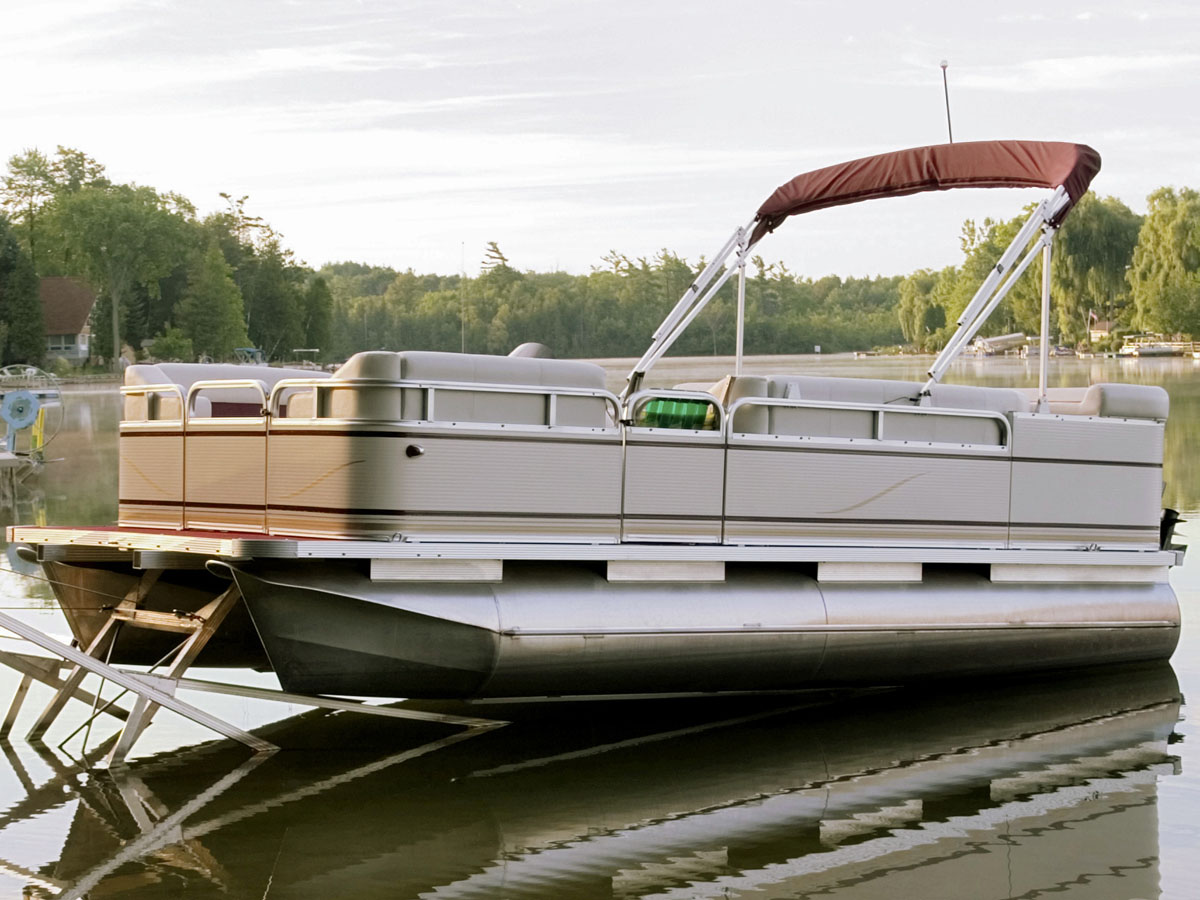 How To Replace Your Pontoons Floor