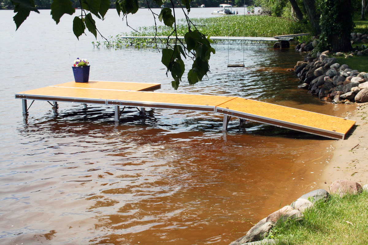 Should you build your own dock for How to build a small lake